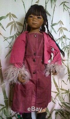 Kumari 2005 World Children Himstedt Coa, Originaux Excellent Etat