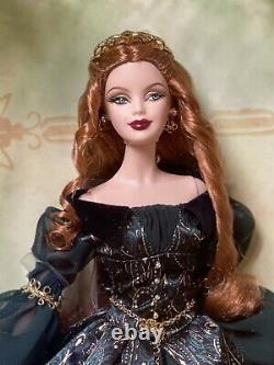 Legends Of Ireland Silver Label Aine Barbie Collector Nfbb Excellent État