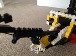 Lego Pirate Ship 6290 Barbe Rouge Runner Excellent État 99% Original Complet