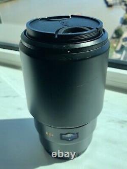 Leica Apo-tele-elmar-s 180mm F/3.5 Lentille Excellent État Dans Le Sac D'origine