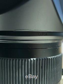 Leica Summarit-s 35mm F / 2.5 Asph Objectif Excellent État Dans Le Sac Original