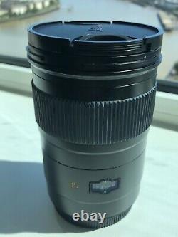 Lentille De L'aspirateur De 35mm Leica Sumparit-s 35mm Excellent État Dans Le Sac D'origine