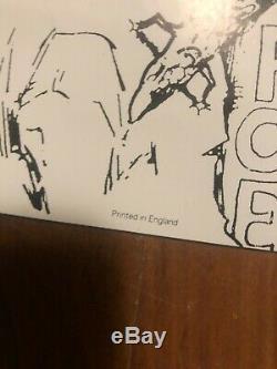 Les Misfits Beware Affiche 33 Par 23 Original Et Un Excellent État Vintage Angleterre