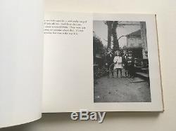 Livre Rare Signé Louise Bourgeois 1994 Album Excellente Édition État 850
