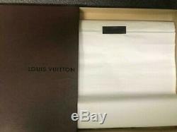 Louis Vuitton Écharpe, Boîte Originale, Occasion, Excellent Etat