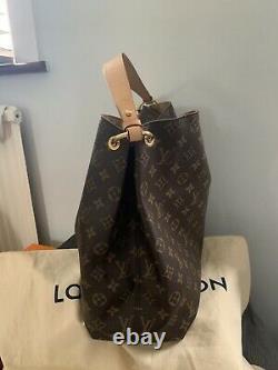 Louis Vuitton Gracefull Mm, Utilisé, Excellent État, Dast Bag, Recette Originale