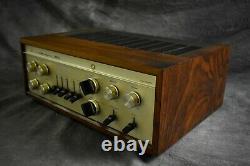 Luxman Sq38fd Stereo Integrated Amplificateur En Excellent État Boîte Originale