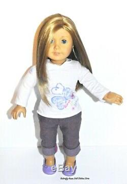 Ma Poupée American Girl Just Like You Carmel Hair Box D'origine Excellent Etat