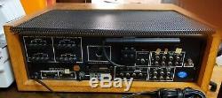 Marantz 4415 Quadradial Récepteur Original Wc-22 Cabinet Excellent État