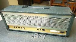 Marshall Jcm 800 2205 50 Watt Head 1987 Excellent État Apparaît Tout D'origine