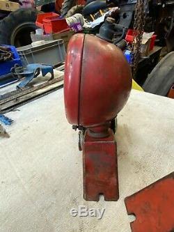 Massey Ferguson 35 135 Lucas Tracteur Plough Lumière Excellent État D'origine