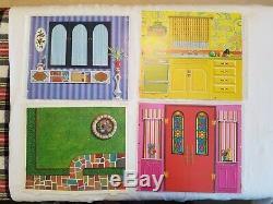 Mattel Barbie 1970-1972 Surprise Maison Rare No. 4282 Excellent État