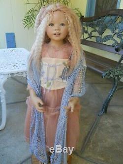 Mava Annette Himstedt Doll 2006 Atlantis Tous Excellent État D'origine Withcoa