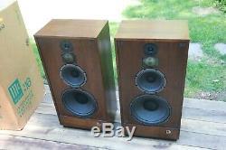 Mcintosh Xr16 Haut-parleurs Excellent État Avec Des Boîtes Originales Manuel Made In USA