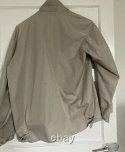 Mens Vintage Grenfell Veste Taille 38 Excellente Condition Originale