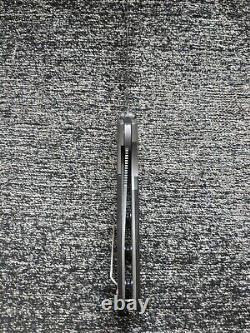Microtech Lightfoot, Daté 08/2000 Excellent État, Acier 154cm, Super Rare