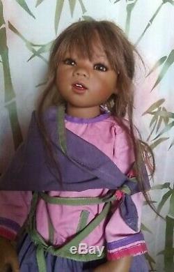 Munira 2005 World Children Himstedt Coa, Originaux Excellent Etat