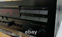 Nakamichi Dr-10 Cassette Deck Excellent État De Travail Manuel D'origine Super
