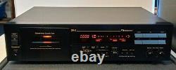 Nakamichi Dr-2 Cassette Deck Pré-détenue Dans La Boîte D'origine Excellent État