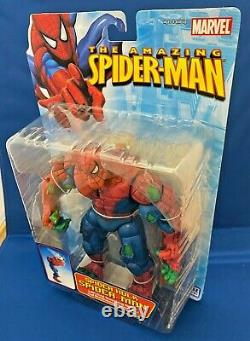 Nib Marvel Légendes Spider-hulk Spider-man Classics Toy Biz 2006 Excellent Shape