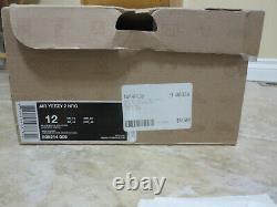 Nike Air Yeezy 2 Solar Red Taille 12 100% Authentique + Boîte D'origine Excellente Forme