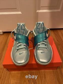 Nike Kd 4 IV Taille De Pâques 11.5 Excellent État Livré Avec Boîte Et Reçu D'origine