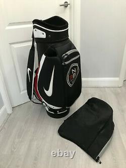 Nike Tour Staff Bag Excellent État Comprend Original Hood & Strap Pro Bag