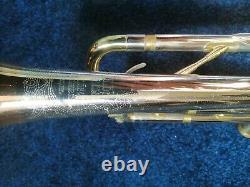 Olds Special Tri Color Trumpet Excellent État Avec Boîtier D'origine. Grande Avance