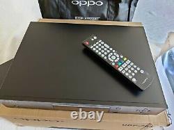 Oppo Udp-203 Ultra 4k Lecteur Hd Boîte D'origine Et Accessoires Excellent État