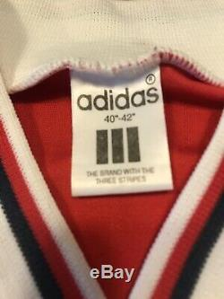 Original Arsenal 1994 Football Shirt Accueil Grand Excellent Etat