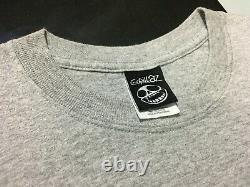 Original Rare Vintage Gorillaz Shirt Taille S Excellent État