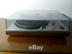 Original Vintage Sanyo Gramophone 1970 Est Entièrement Fonctionnel Excellente Condition