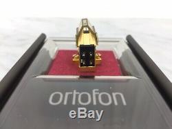 Ortofon MC 20 Super Cartouche Avec La Boîte D'origine En Excellent État