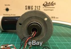 Ortofon Smg 212 Stereo Tonearm Avec 1960 Original Modèle Excellente Condition