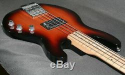 Peavey T-45 Bass, Sunburst, Très Propre, Excellent État, La Boîte D'origine