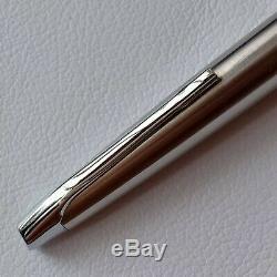 Pilot Myu Fountain Pen Fm H472 High Grade Conditions Excellentes En Acier Inoxydable