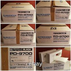 Pioneer Pd-9700 - Original Box - Excellent État Général