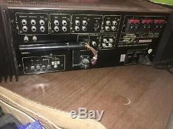 Pioneer Sx-1250 Tous Les Original Excellent État
