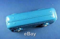 Plasticville O-bus O27 Dark Blue Bus Original Excellente Condition +++++