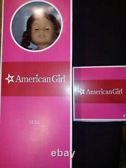 Poupée De Fille Américaine Jess Excellent Condition Origine Box