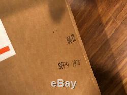 Rare Jbl L100 Quadrex Grill Cadres Avec La Boîte Originale, Excellent État, 1974