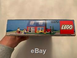 Rare Lego 6370 Week-end À La Maison, Excellent État, Les Instructions D'origine Et Boîte