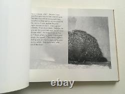 Rare Louise Bourgeois A Signé Livre 1994 Album Excellente Condition Édition 850