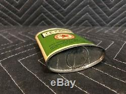 Rare Mint Excellent État Texaco Handy Oiler Oil Can Black T Gas Station