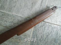 Rare Original Heckler & Koch Stock De Bois Pour Modèle Sl6 Excellente Shape