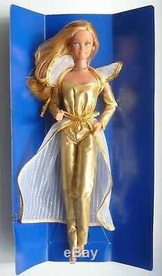 Rare Vintage Boxed 1980 Golden Dream Poupée Barbie. Condition Excellente