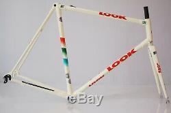 Rechercher KG 281 Vélo De Route De Carbone Classique Frameset Excellent État D'origine