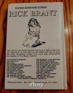 Rick Brant #24 Le Talisman Magique De John Blaine Excellent État