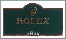 Rolex 100% Concessionnaires Original N. O. Vitrine S. Excellent État