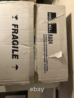 Rotel Ra-04 Amplificateur Stéréo Intégré Avec Boîte D'origine Excellent État